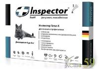 Inspector для кошек 4-8кг препарат противопаразитарного действия 1 пипетка