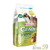 VERSELE-LAGA корм для кроликов Crispy Muesli Rabbits 1 кг