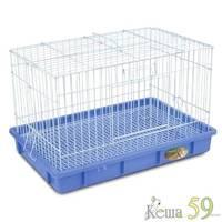 Клетка для кроликов Т2 56x34x37см