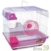 Клетка для грызунов 34,5x26,5x32 см