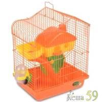 Клетка для грызунов 22,5x17x29см