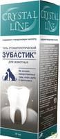 Зубастик Кристал Лайн стоматологический гель 30 мл