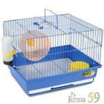 Клетка для грызунов 35x28x23см
