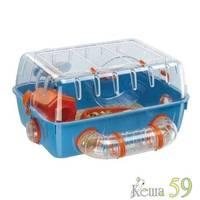 Клетка COMBI 1 для хомяков 40.5x29.5x22.5см