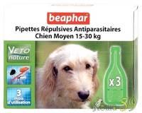 Beaphar Био капли на холку для собак средних пород 1 пипетка