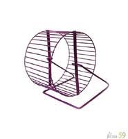 Колесо металлическое для грызунов D250 (сетка)