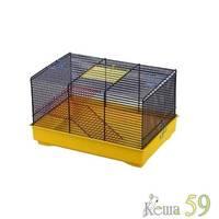 Клетка для грызунов Myszka KW 37x25x21 см