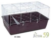 Клетка для кроликов 84.5x48x45 см