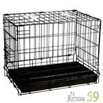 Клетка для животных №002 эмаль 60x44x54см