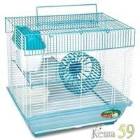 Клетка для грызунов 34,5x26x32 см