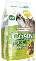 VERSELE-LAGA корм для кроликов Crispy Muesli Rabbits 2,75 кг