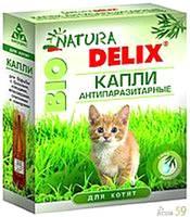 Деликс Био капли для котят 1 пипетка