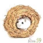Домик плетеный для грызунов Шар