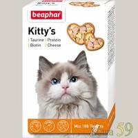 Beaphar витамины для кошек с протеином 180 таб.