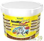 Tetra Pro Crisps корм для всех видов рыб в виде чипсов 10л