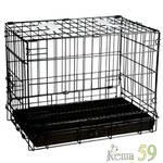 Клетка для животных №001 эмаль 50x32x40см