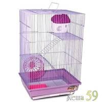Клетка для грызунов 34.5x28.5x54 см