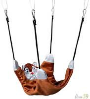 Trixie Гамак для грызунов подвесной 26x23см