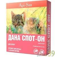 Дана Спот-он капли для котят 1 пипетка