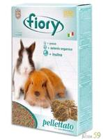 FIORY Корм для кроликов и морских свинок Pellettato гранулированный 850гр