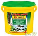 SERA Stor perlets Корм для осетров в виде гранул 2кг