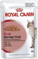 Royal Canin консервы для кошек Инстинстив кусоч.в подлив.85г