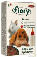 FIORY Корм для крольчат гранулированный 850гр