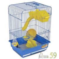 Клетка для грызунов 30x23x41 см