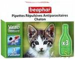 Beaphar капли на холку для котят 1 пипетка
