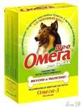 Омега Neo витамины для собак с биотином 90 таб.