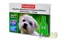 Beaphar Био капли на холку для собак мелких пород 1 пипетка