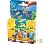 Tetra FreshDelica Brine Shrimps лакомство для рыб креветка в желе 48гр