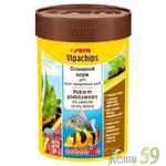 SERA Vipachips Корм для донных рыб 100мл