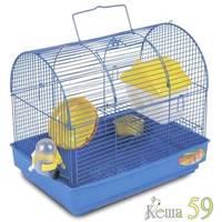 Клетка для грызунов 33x23x28,5 см