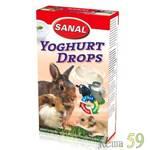 SANAL Drops для грызунов Йогурт