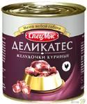 Зоогурман Деликатес консервы для собак куриные желудки 250г