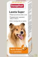 Beaphar капли для собак Laveta super для шерсти 50мл