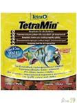 Tetra Min корм для всех видов рыб в виде хлопьев 12гр