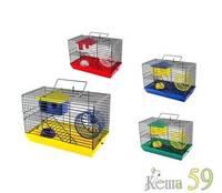 Клетка для грызунов 27x15x16 см