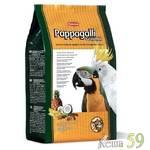 Padovan Pappagalli Корм для крупных попугаев 600гр