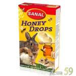 SANAL Drops для грызунов Медовые