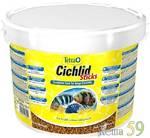 Tetra Cichlid Sticks корм для всех видов цихлид в виде палочек 10л