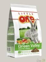 Little ONE корм для кроликов Зеленая долина 750гр