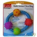 Petstages игрушка для собак Канат кольцо с мячиками