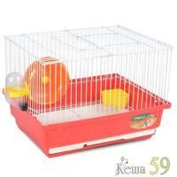 Клетка для грызунов 30x23x21 см